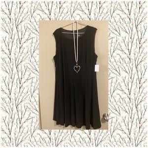 SALE ❄️☃️❄️Start With A Little Black Dress NWT
